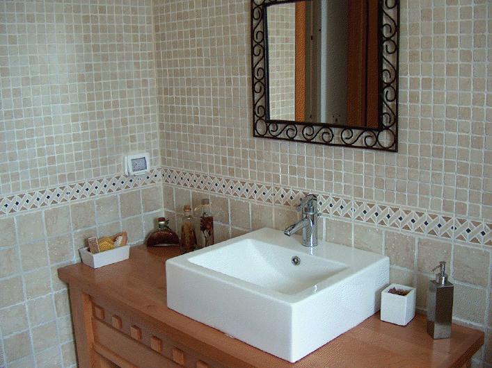 חדרי אמבטיה מעוצבים - עיצוב פנים בירושלים